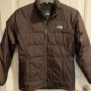 The North Face Goose Down Brown Jacket